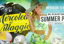 summer party 12 giugno 2019