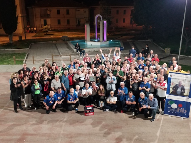 Trofeo Enzo Nardacchione Inno alla Vita a Vinchiaturo