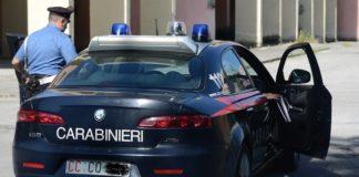 autovettura carabinieri