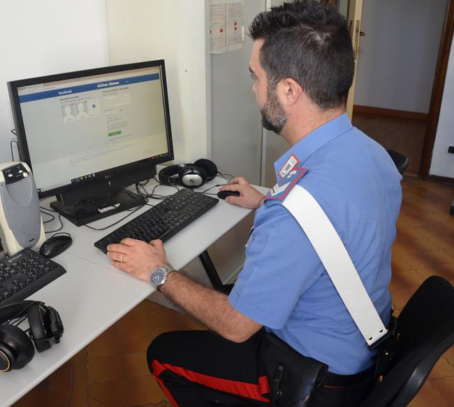 carabiniere computer