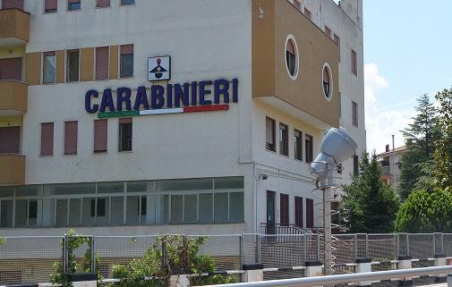 caserma carabinieri isernia