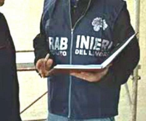 controlli carabinieri ispettorato del lavoro