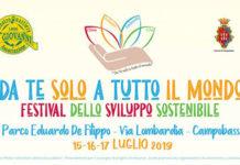 Da Te solo a tutto il Mondo - Festival dello Sviluppo Sostenibile