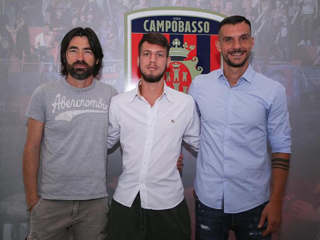 Stefano De Angelis, Antonio Energe, Luigi Mnadragora
