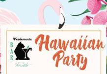 hawaiian party 25 luglio 2019