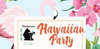 hawaiian party 25 luglio 2019