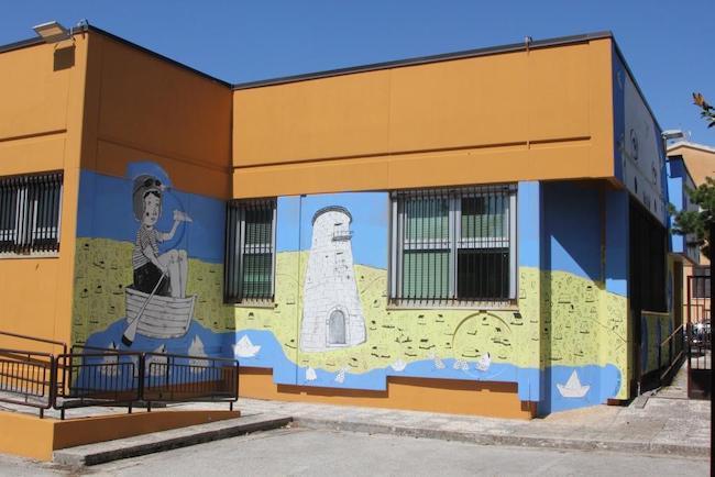 murales baranello