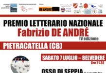 "Premio Letterario Nazionale ""Crêuza De Mä, F. De André"""