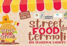 street food Termoli 2019