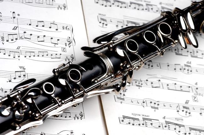 clarinetto spartito