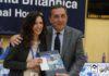 Il presidente Magnolia Palmieri e quello di Lbf Protani