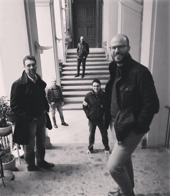 storytelling-concert di Donato Zoppo e gli Uomini Celesti