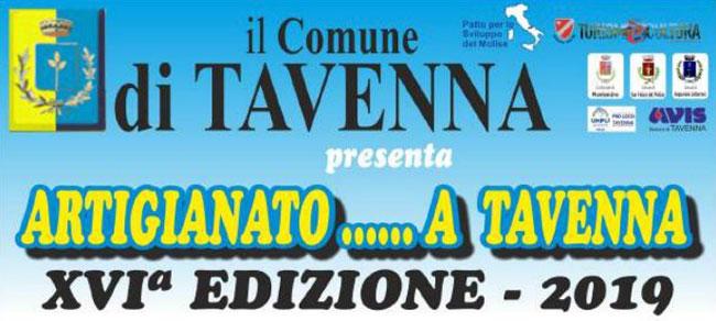 artigianato Tavenna 2019