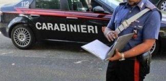 carabiniere verbale