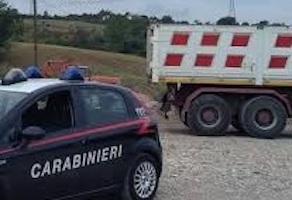 carabinieri autocarro