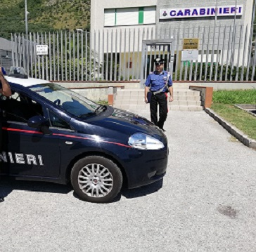 caserma carabinieri venafro
