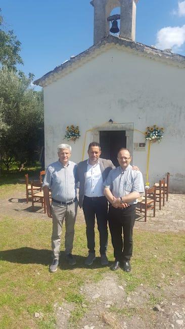 Chiesa rurale di Santa Maria in Valle
