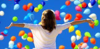 gioia palloncini