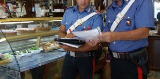 ispezione carabinieri