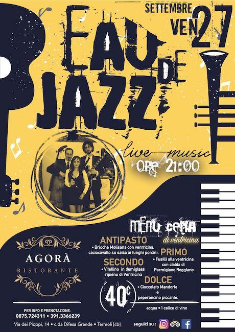 trio eau de jazz
