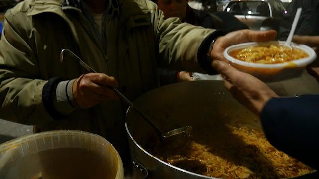 """""""Un pasto al giorno"""" in Molise tra cibo, solidarietà e """"sharing humanity"""""""