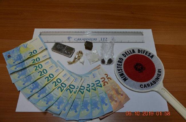 banconote droga