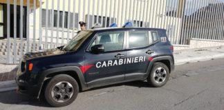carabinieri capracotta