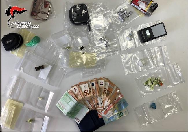 contanti e droga