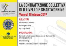 Ccontrattazione collettiva di II livello, convegno a Campobasso