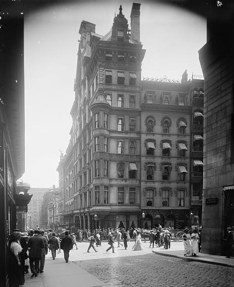 """""""Parker House Hotel"""" di Boston"""
