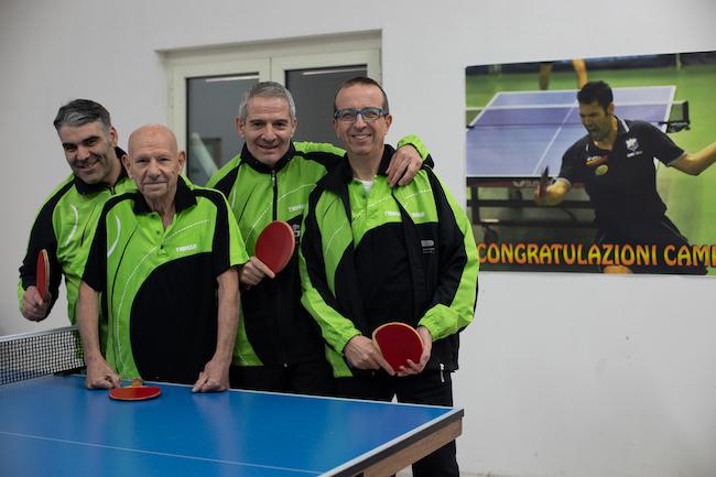 asd ping pong Bojano