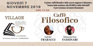 caffè filosofico 7 novembre 2019