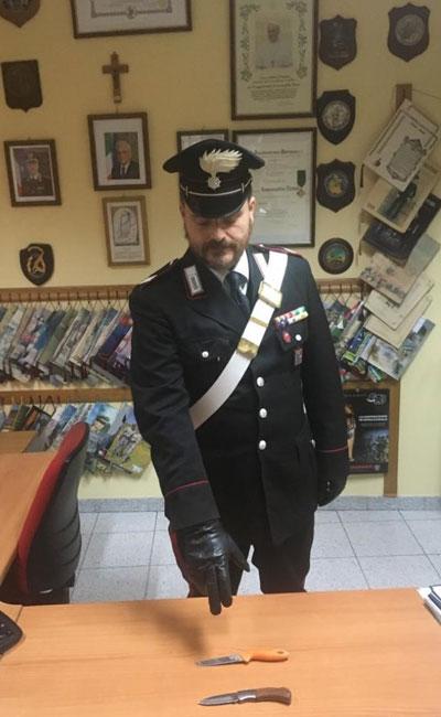 carabinieri giuliano del sannio