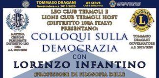 colloqui sulla democrazia 29 novembre 2019