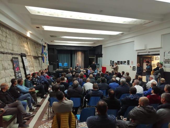 incontro sciopero 19 novembre 2019