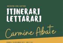 itinerari letterari 11 novembre 2019