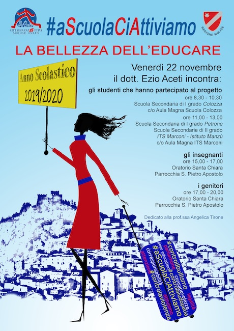 la bellezza dell'educare