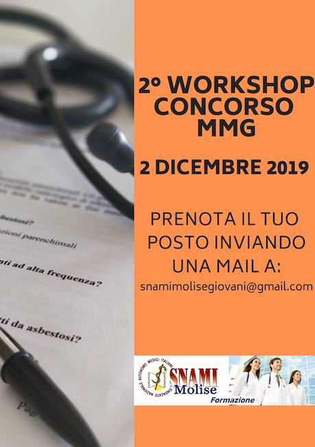 2 workshop concorso mmg