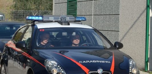 carabinieri venafro