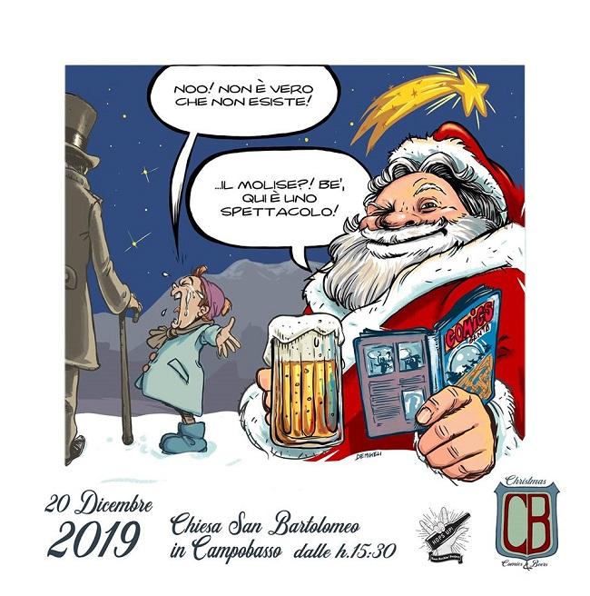 christmas cb