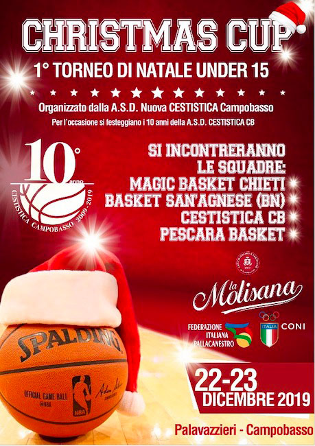 christmas cup campobasso