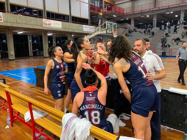 La Spezia vs Magnolia Campobasso