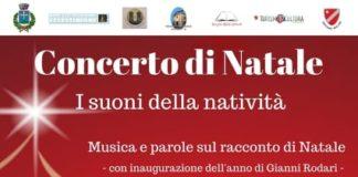 locandina concerto coro Montagano