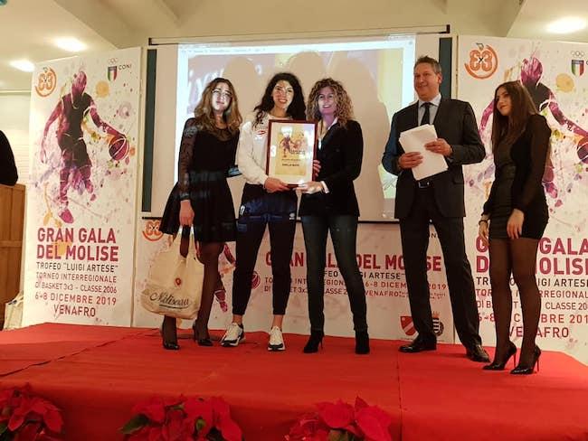 premiazione di emilia bove
