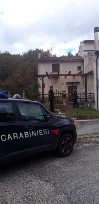 carabinieri cantalupo