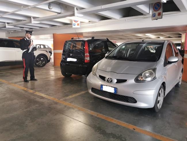 controllo parcheggi disabili
