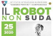 Robotica e chirurgia del futuro, se ne parla all'IIS Pertini Montini Cuoco