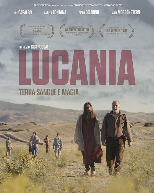lucania poster film