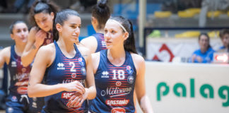 Mia Mašić ed Elisa Mancinelli