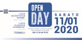 openday alfano termoli 11 - 01 - 2020